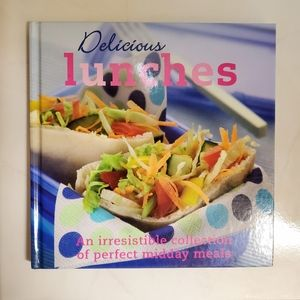 Delicious Lunches cookbook